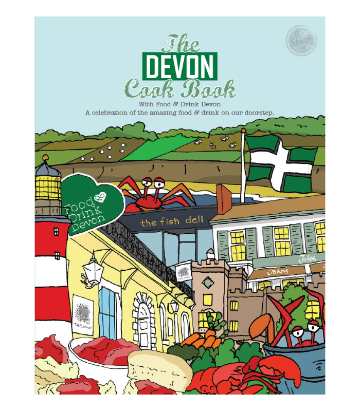 Food & Drink Devon Cook Book